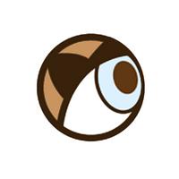 لوگوی بینقاب